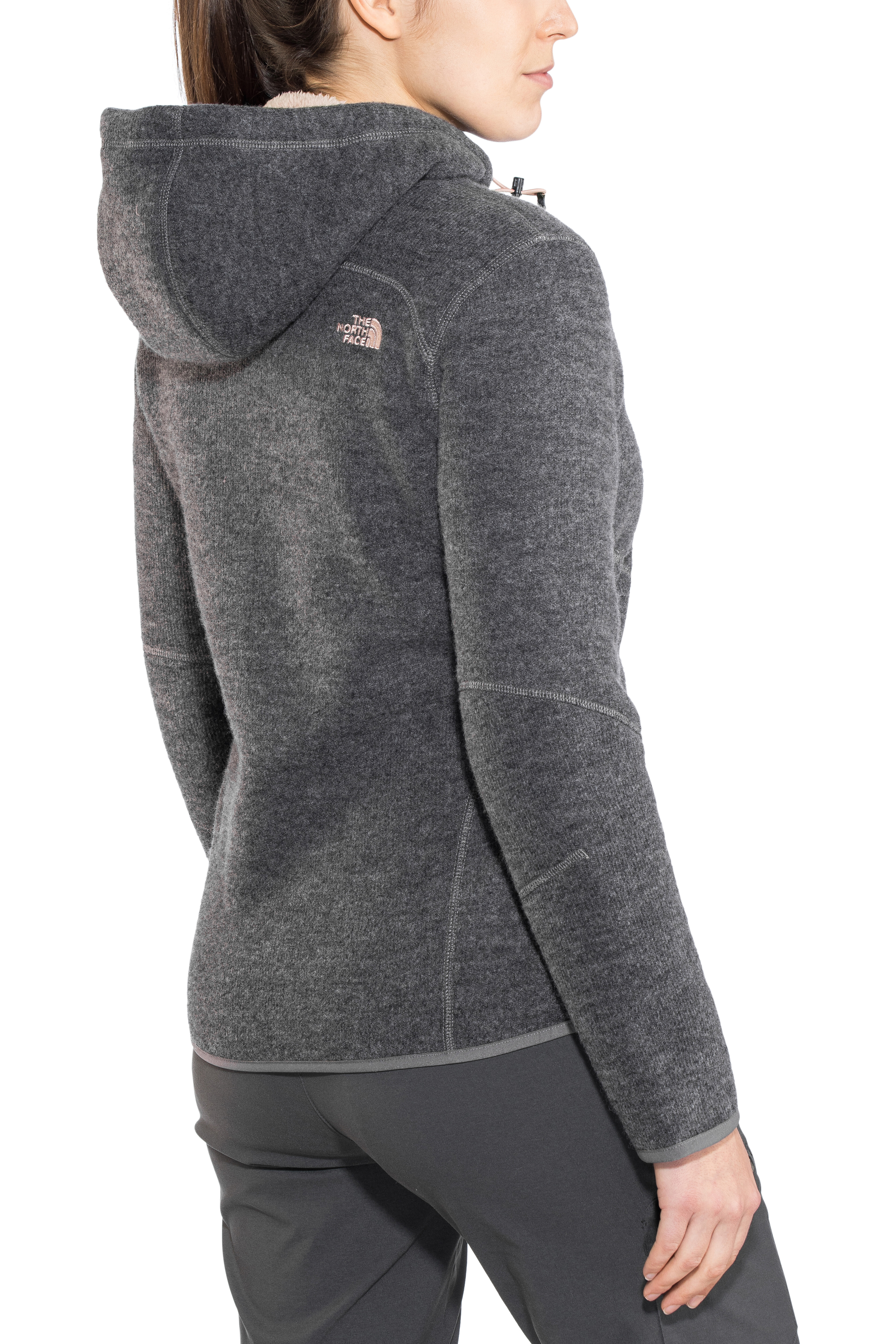 The North Face Zermatt Giacca Donna grigio e48a088cd0bf